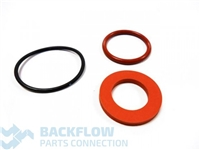 "Watts Backflow Prevention Rubber Parts Kit - 1/2-3/4"" RK800M4 RT"
