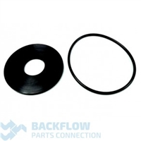 "Watts Backflow Prevention Rubber Parts (for one check) - 4"" RK 709 RC4"