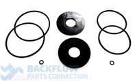 "Watts Backflow Prevention Complete Rubber Parts - 6"" RK 709DCDA RT"