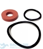 "1st or 2nd Check Rubber Parts Kit - Watts Backflow 1"" RK 919 RC4"