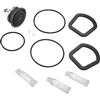 "Total Rubber Parts Kit - Watts Backflow 2 1/2-4"" RK 957/957RPDA RT"