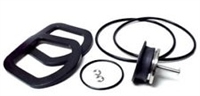 "Watts Backflow Total Rubber Parts Kit - 6"" RK 957/957RPDA RT"