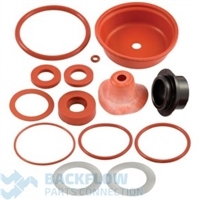 "Check & RV Rubber Kit - FEBCO 1/2-3/4"" 860, 860U, 880, 880U"