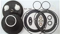 "Febco Backflow Prevention Check Rubber Kit - 4"" 880, 880V"
