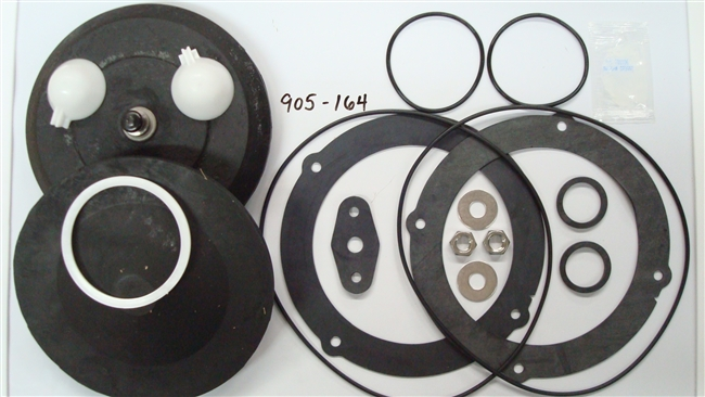 "Febco Backflow Prevention Check Rubber Kit - 2 1/2-3"" 880, 880V"