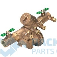 "Wilkins Backflow Prevention 1"" 975XL2 Lead Free RPZ Device"