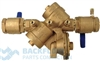 "Wilkins Backflow Prevention 1 1/4"" 975XL Lead Free RPZ Device"