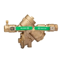 "Wilkins Backflow Prevention 1 1/2"" 975XL Lead Free RPZ Device"
