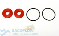 "Wilkins Backflow Prevention Rubber Repair Kit - 1 1/4-2"" 950XL/950XLT"