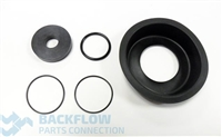 "Relief Valve Rubber Repair Kit - Wilkins Backflow 2 1/2-6"" 375/475"