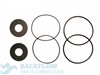 "Wilkins Backflow Prevention Check Valve Rubber Repair Kit - 3/4-1"" 550"