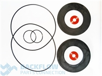 "Rubber Repair Kit - WILKINS 4"" 950DA for both vales check rubbers"