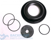 "Wilkins Backflow Prevention Relief Valve Rubber Repair Kit - 8-10"" 375"