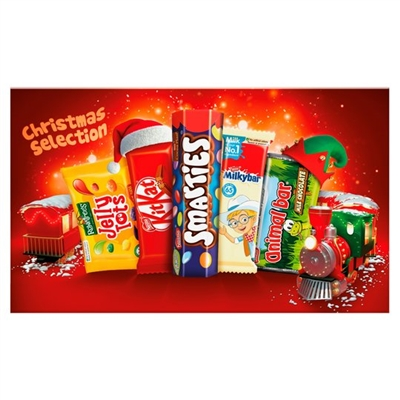 Nestle Christmas Selection