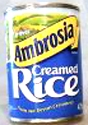 Ambrosia Creamed Rice Pudding