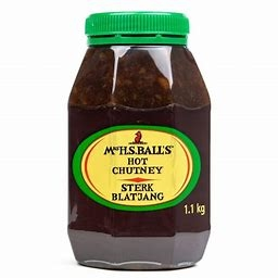 Mrs Ball's Hot Chutney