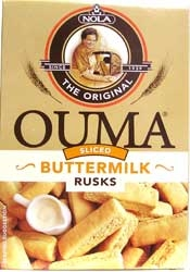 Ouma Sliced Buttermilk Rusks