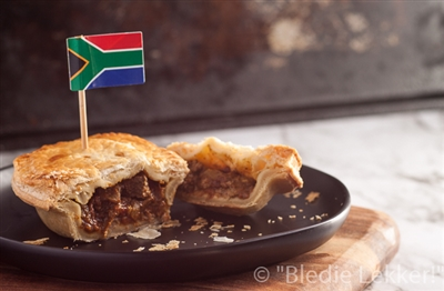 Lamb Curry Meat Pie