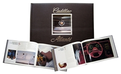 Allanté Coffee Table  Book