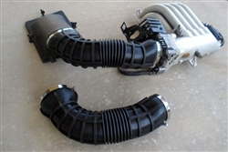 Air Intake Hose with Clamps: 89-92