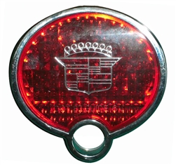 Brake Light Assembly (Center) 1987-92 - New