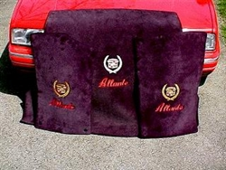 Carpet - Floor Mats -  Complete Set