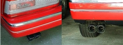 Exhaust Tips (Custom) - Borla