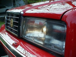 Headlight Protectors