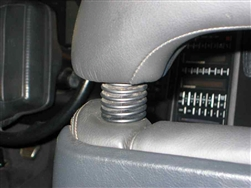 Headrest Shaft Covers