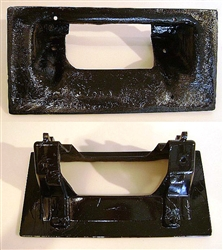 License Plate Bracket - Front - Reproduction