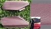 MiniCover: late 93 - Maroon - Leather Look - Reproduction