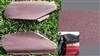 MiniCover: 90.5 - early 93 - Maroon - Splatter Finish - Reproduction