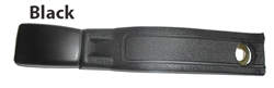 Seat Belt - Black - New Reproduction- 89-93