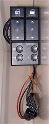 Window Switch - Driver's Side - 1987-93 rebuilt