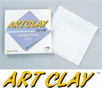 Art Clay Silver Paper Type (10g)