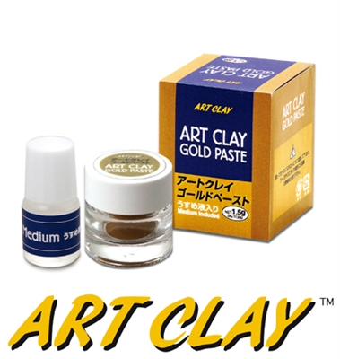 Art Clay Gold Paste (1.5g)
