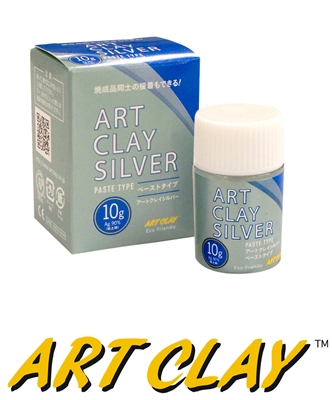 Art Clay Silver Paste (10g) (NEW FORMULA!!)