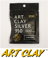 Art Clay Silver 950 Professional Clay (25g)