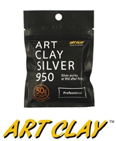 Art Clay Silver 950 Professional Clay (50g)