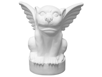 Bisque Gargoyle (Unpainted, ready for glaze)