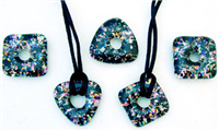 Glass Frit Jewelry  - March 4, 2019
