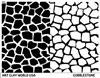 Cobblestone Low Relief Texture Plate 5.5x4.25