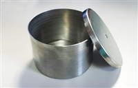 Round Stainless Firing Pan