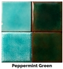 Peppermint Green Transparent Enamel (2oz)