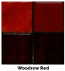 Woodrow Red Enamel (2oz)