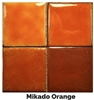 Mikado Orange Transparent Enamel (2oz)