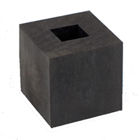 Rubber Block with Hole