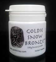 Goldie Snow Bronze; Powder 100g