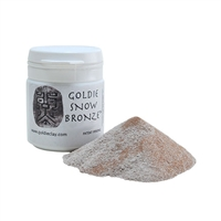 Goldie Snow Bronze 200g