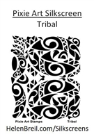 Tribal Silkscreen